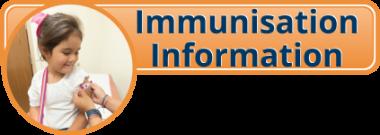 Immunisation Information