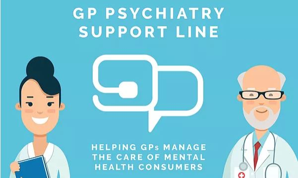 GP Support service line